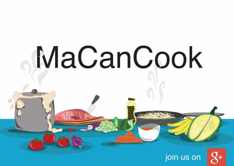 MaCanCook IS UP!