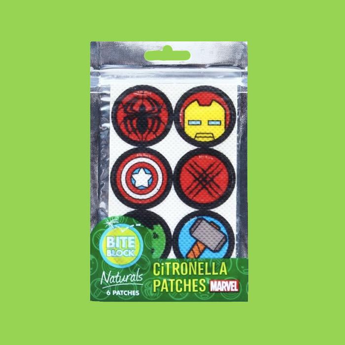 citronella patches