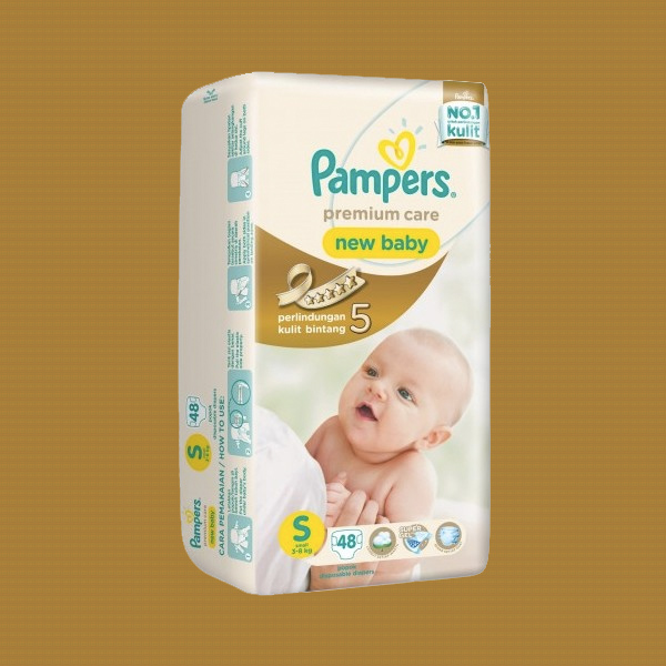 pampers prem