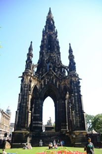 Sir Walter Scott Memorial