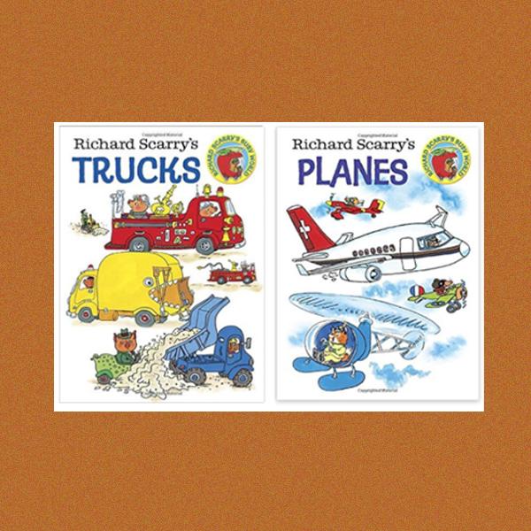 Trucks Planes